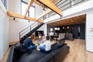 かおり木工房のモデルハウス